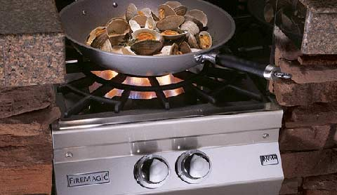 firemagic aurora side cooker