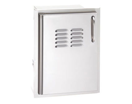 fire magic Door with Tank Tray & Louvers