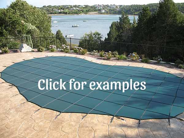 merling inground pool safety covers