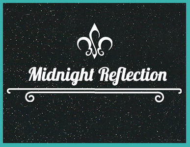 midnight reflection